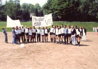 Meisterschaft 1988