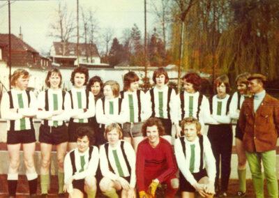 B-Jugend 1974 / 1975 | VfL 05 Aachen