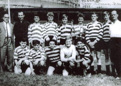 A-Jugend 1968 | VfL 05 Aachen