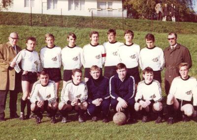 1. Mannschaft 1969 | VfL 05 Aachen