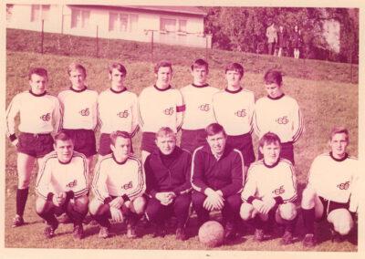 1. Mannschaft 1969 / 1970 | VfL 05 Aachen