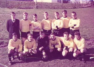 1. Mannschaft 1969/70 | VfL 05 Aachen