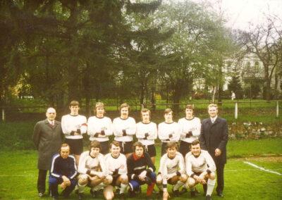 1. Mannschaft Meister 1971 | VfL 05 Aachen