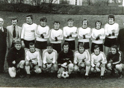 1. Mannschaft Meister 1973 | VfL 05 Aachen