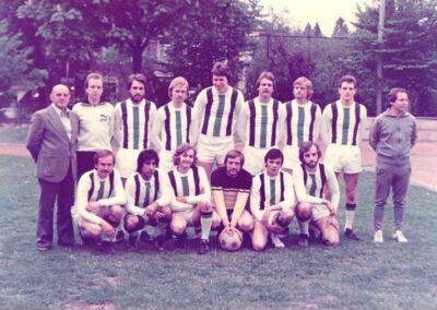 1. Mannschaft 1975 / 76 | VfL 05 Aachen